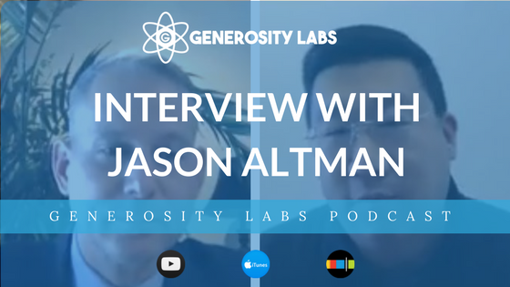 Generosity Labs Podcast with Jason Altman of Enterprise Holdings